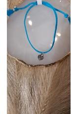 Joy Bali JOY Bali Iluh armband - zeeblauw