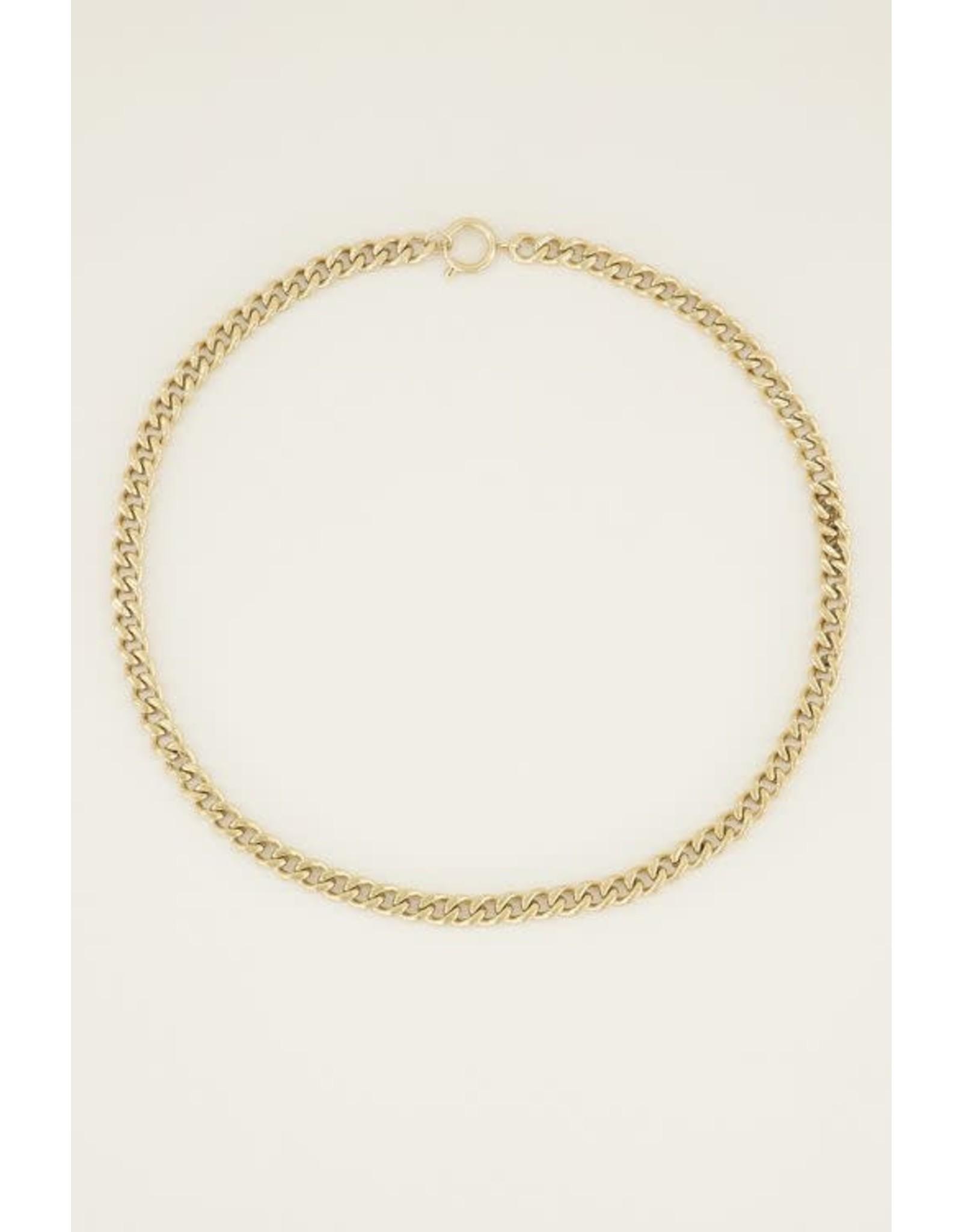 My Jewellery My Jewellery - Ketting grove schakel