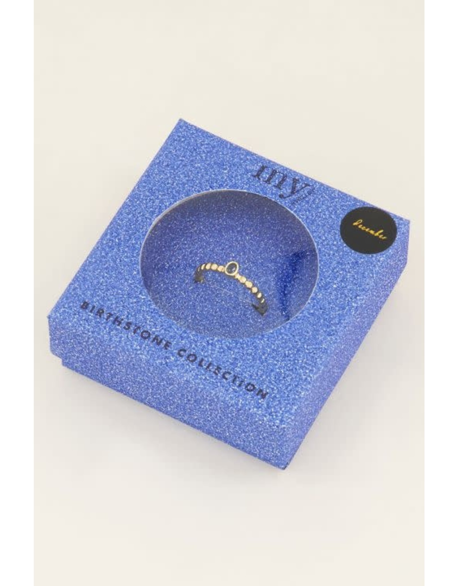 My Jewellery My Jewellery geboortesteen ring december