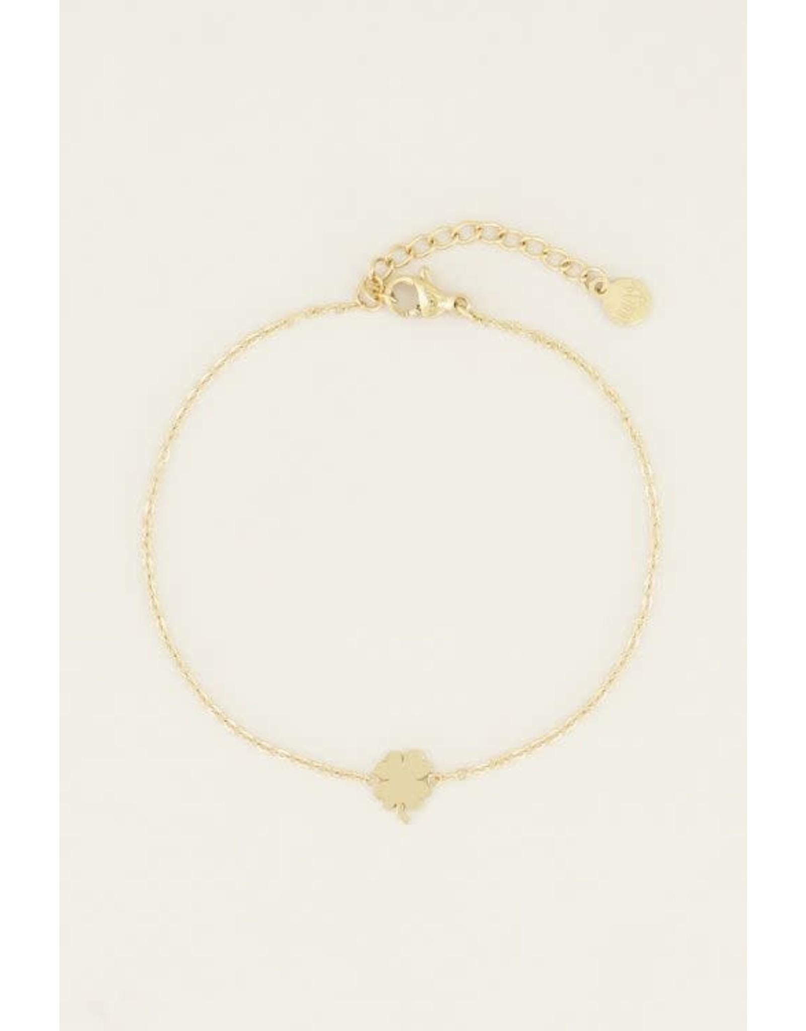 My Jewellery My Jewellery armband - klaver