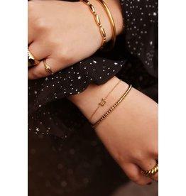 My Jewellery My Jewellery armband - Vlinder