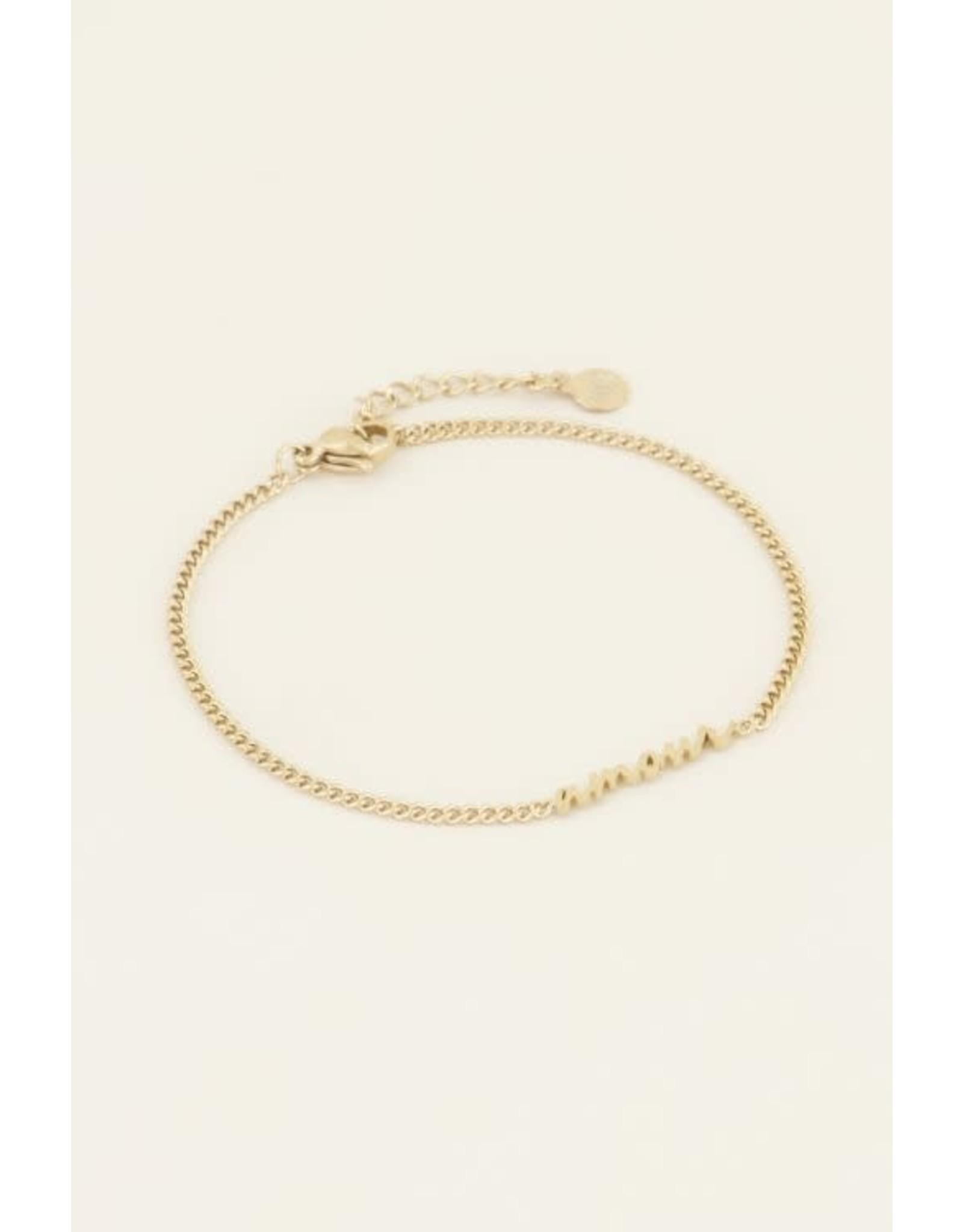 My Jewellery My jewellery armband - amour