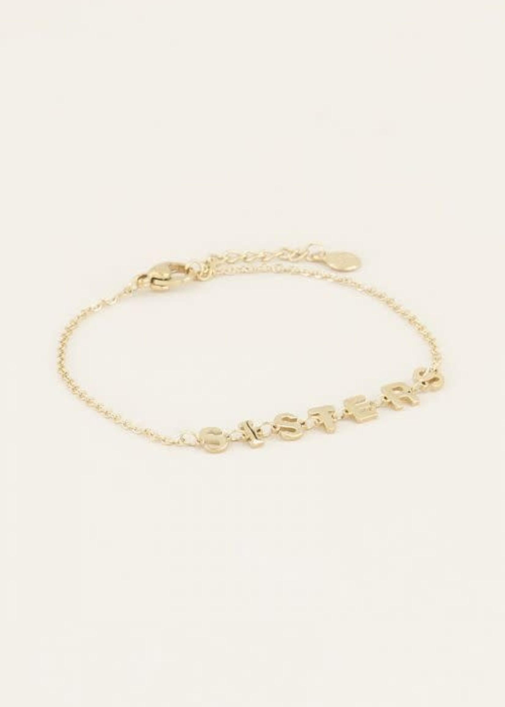My Jewellery My Jewellery armband - sisters los