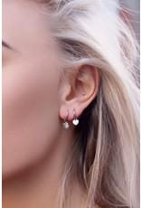 My Jewellery My Jewellery oorring met hartje