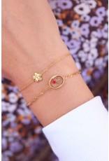 My Jewellery My Jewellery armband - violet