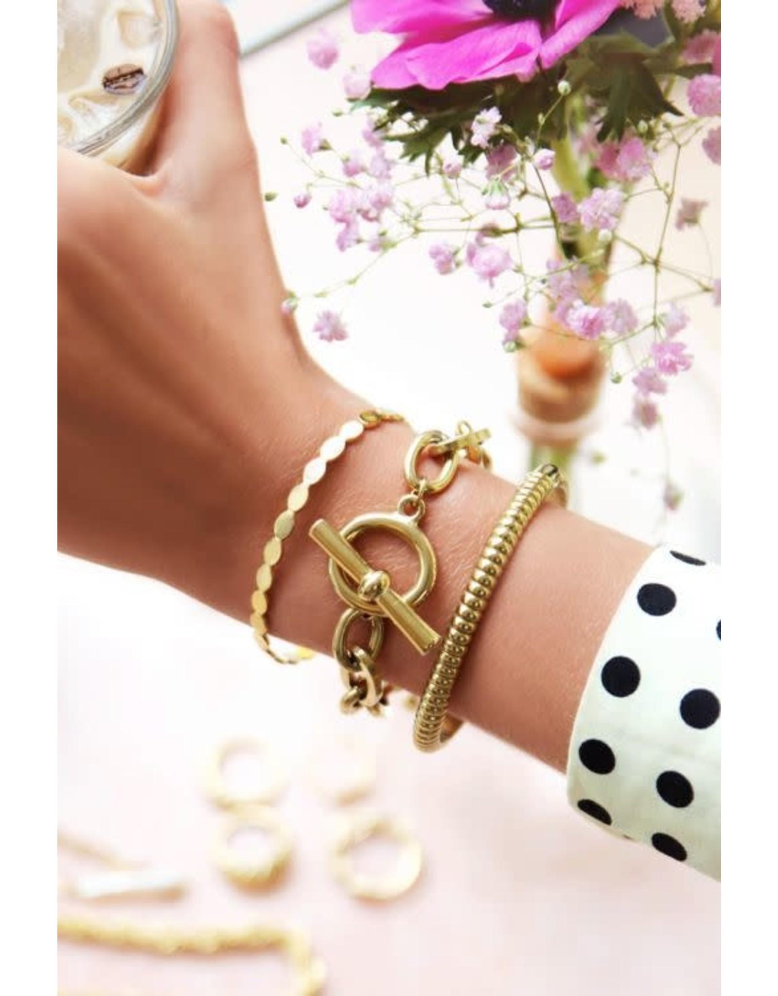 My Jewellery My Jewellery armband - kapittelslot