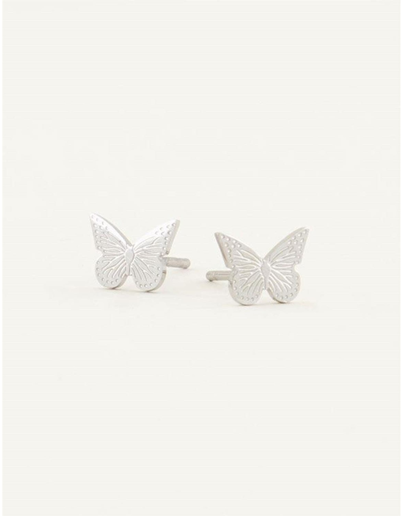 My Jewellery My Jewellery Earstuds - Vlinder