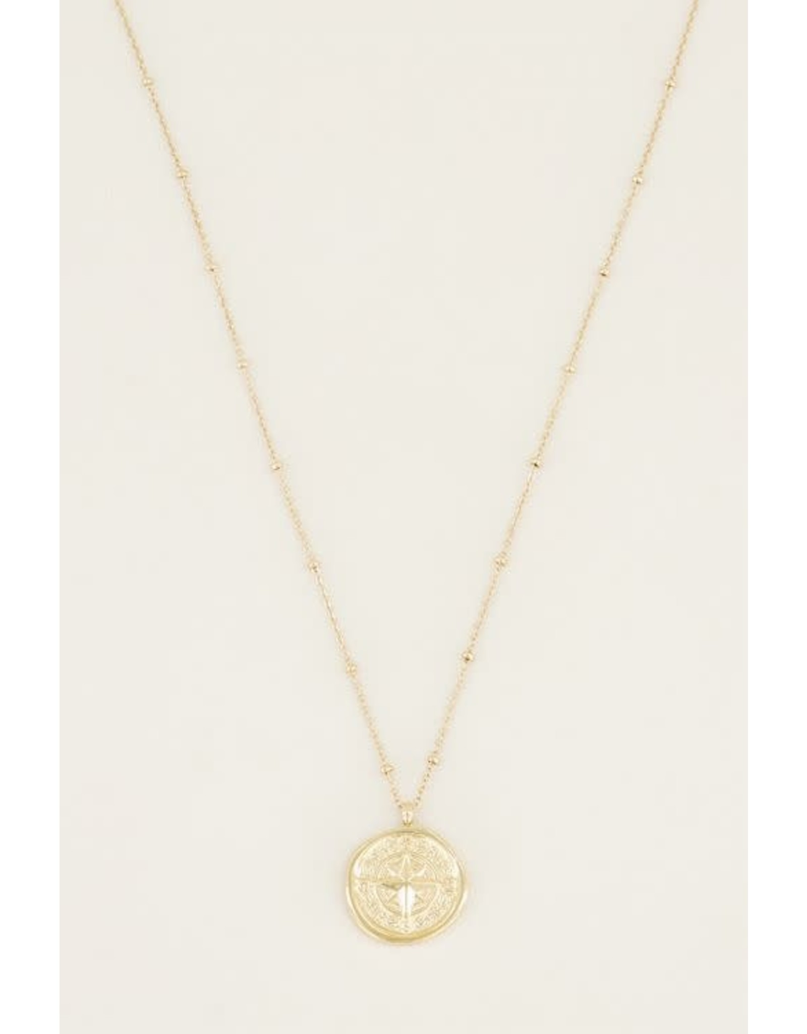 My Jewellery My Jewellery ketting kompas