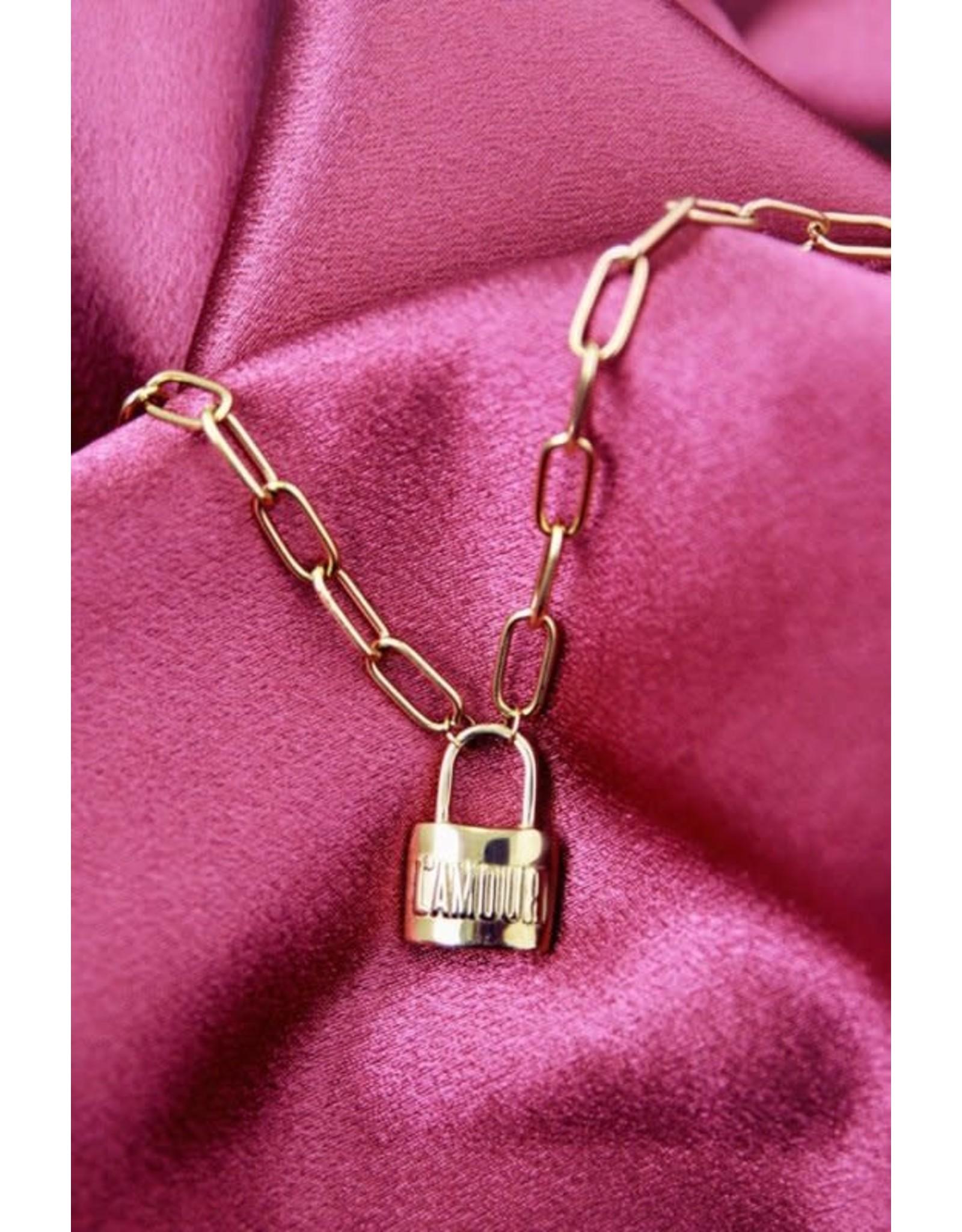 My Jewellery My Jewellery Ketting Amour Slot
