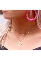 My Jewellery My Jewellery ketting druppels goud