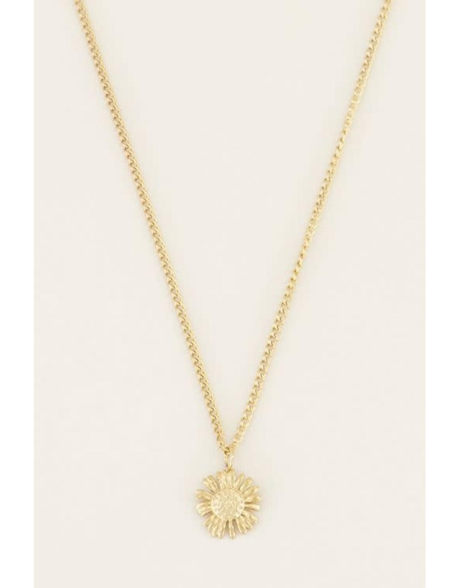 My Jewellery My Jewellery ketting - daisy