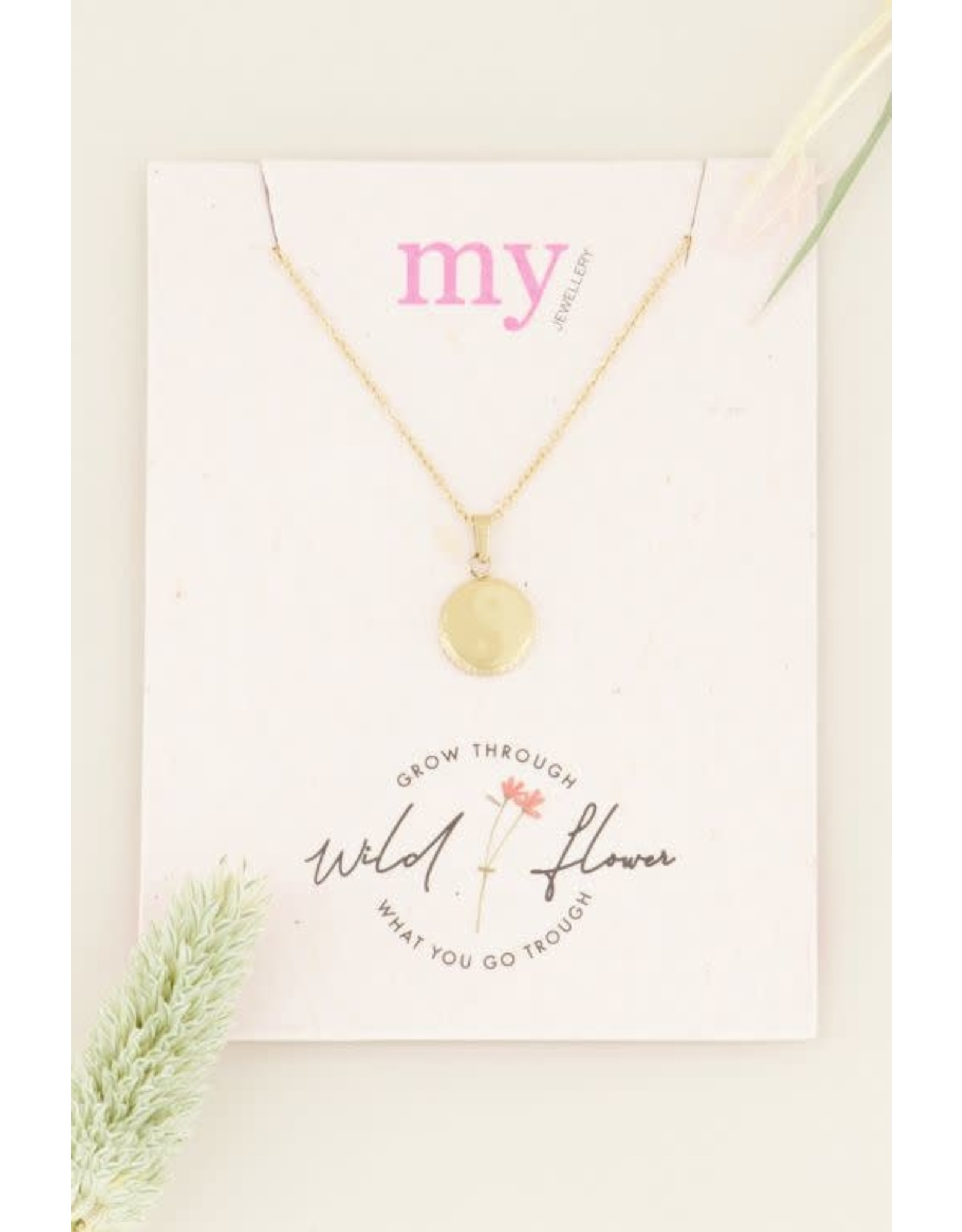 My Jewellery My Jewellery ketting - yin en yang