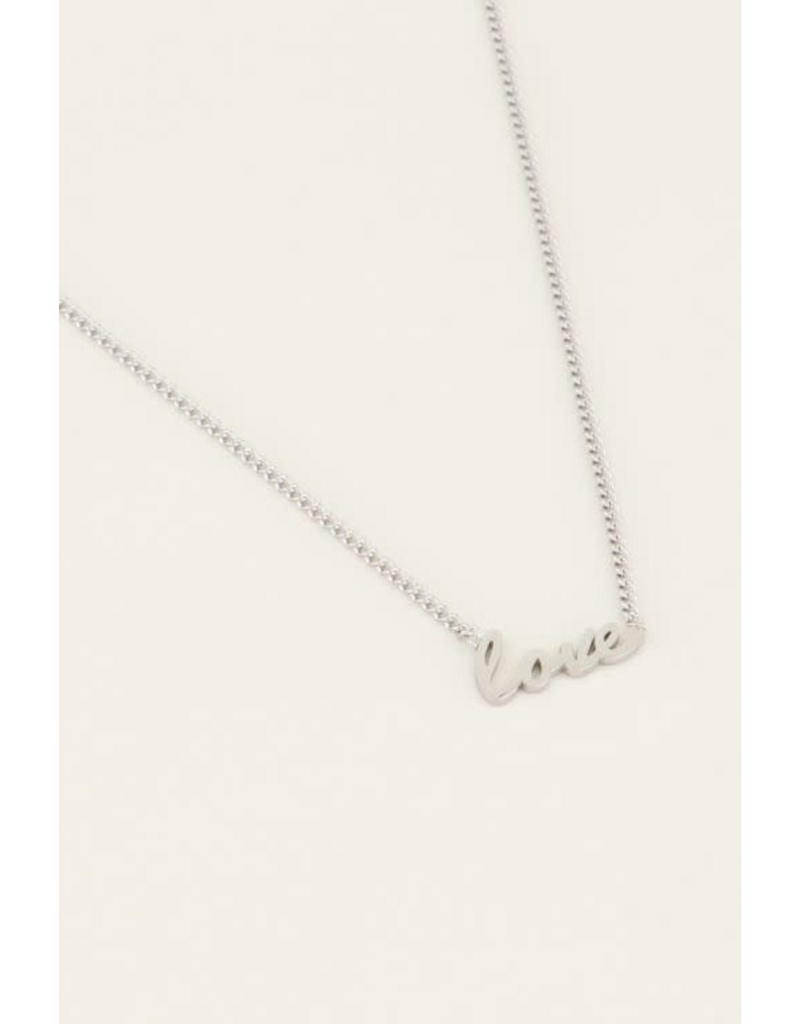 My Jewellery My Jewellery ketting love letters