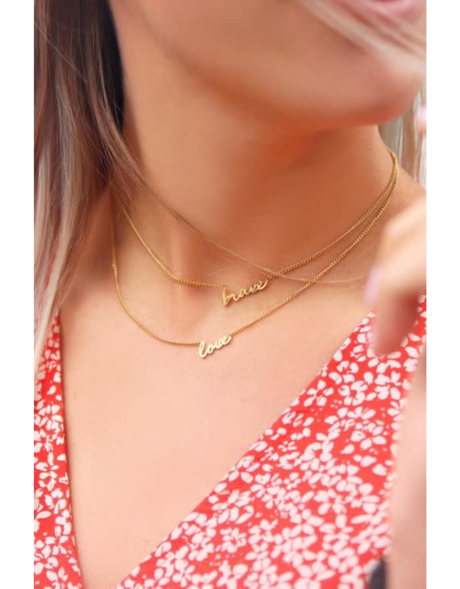 My Jewellery My Jewellery ketting brave