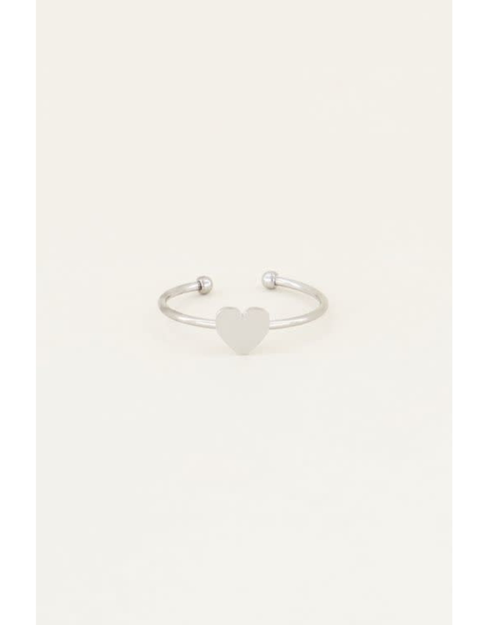 My Jewellery My Jewellery hartje ring