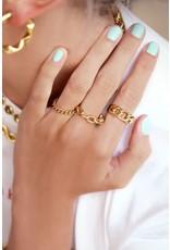 My Jewellery My Jewellery ring ovale schakels