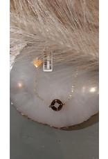 Zag Bijoux ZAG armband kompas goud