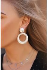 My Jewellery My Jewellery ronde oorhangers bolletjes