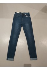 L'Avenue Stretch Jeans  - Hoog model