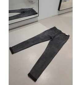 L'Avenue Stretch Jeans  - grijs