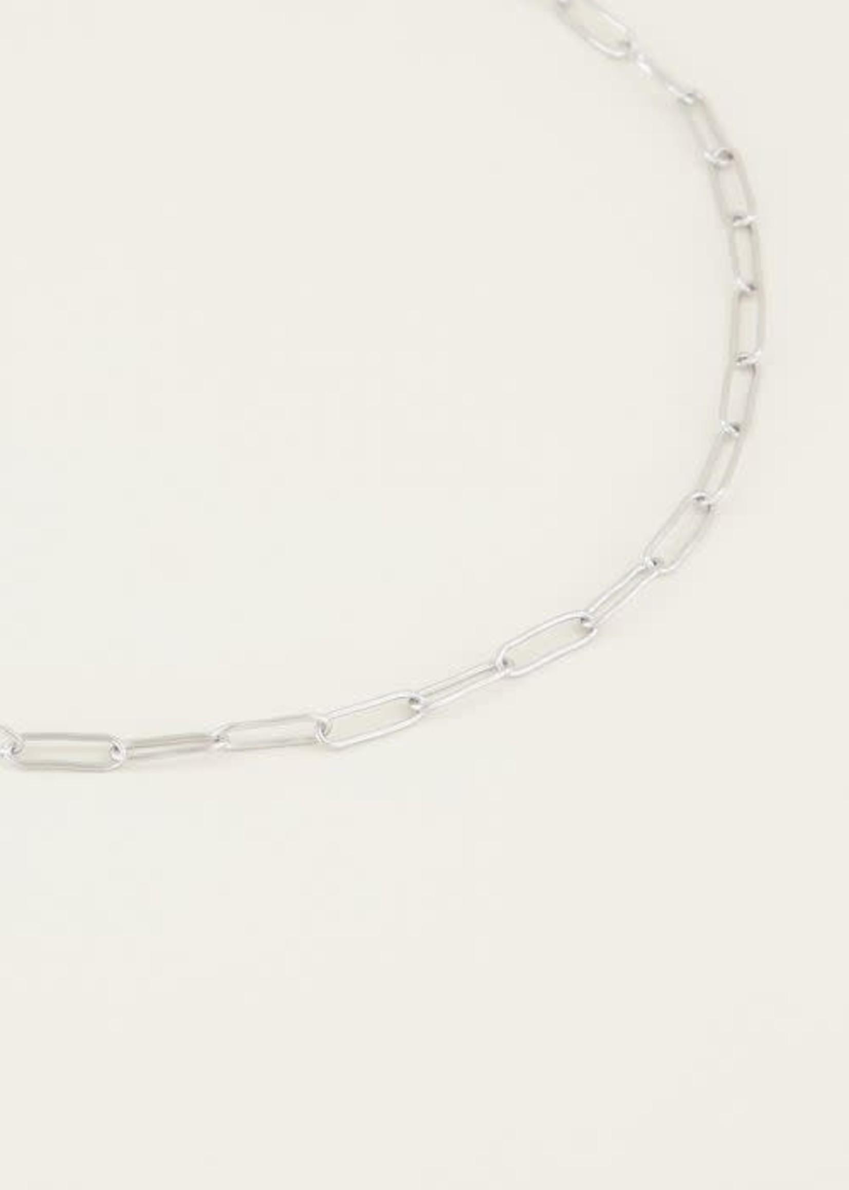 My Jewellery My Jewellery schakelketting middellang