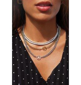 My Jewellery My Jewellery ketting chuncky chain S zilver