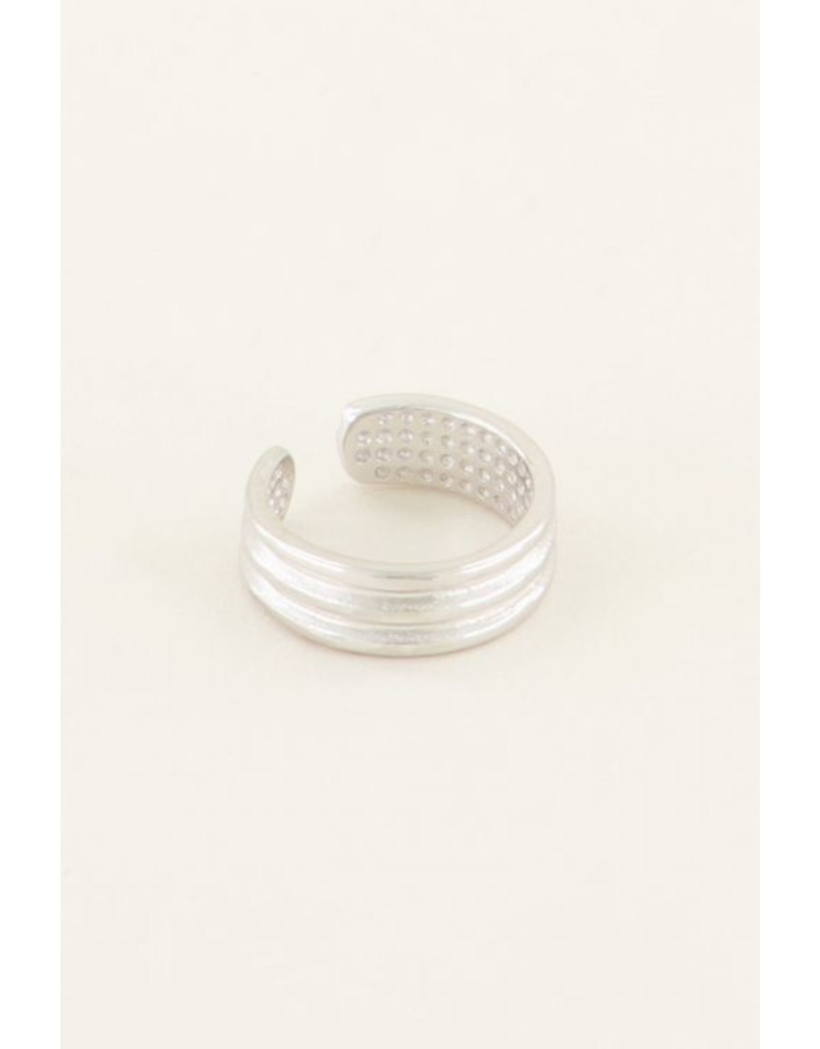 My Jewellery My Jewellery ear cuff 3 strepen