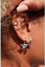 My Jewellery My Jewellery ear cuff open hartjes