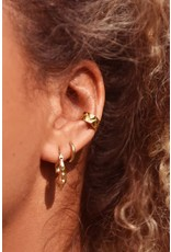 My Jewellery My Jewellery ear cuff met patroon