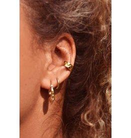 My Jewellery My Jewellery ear cuff met patroon
