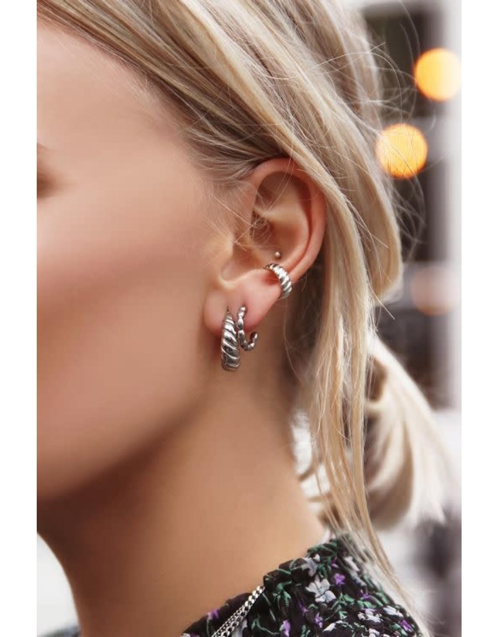 My Jewellery My Jewellery ear cuff croissant