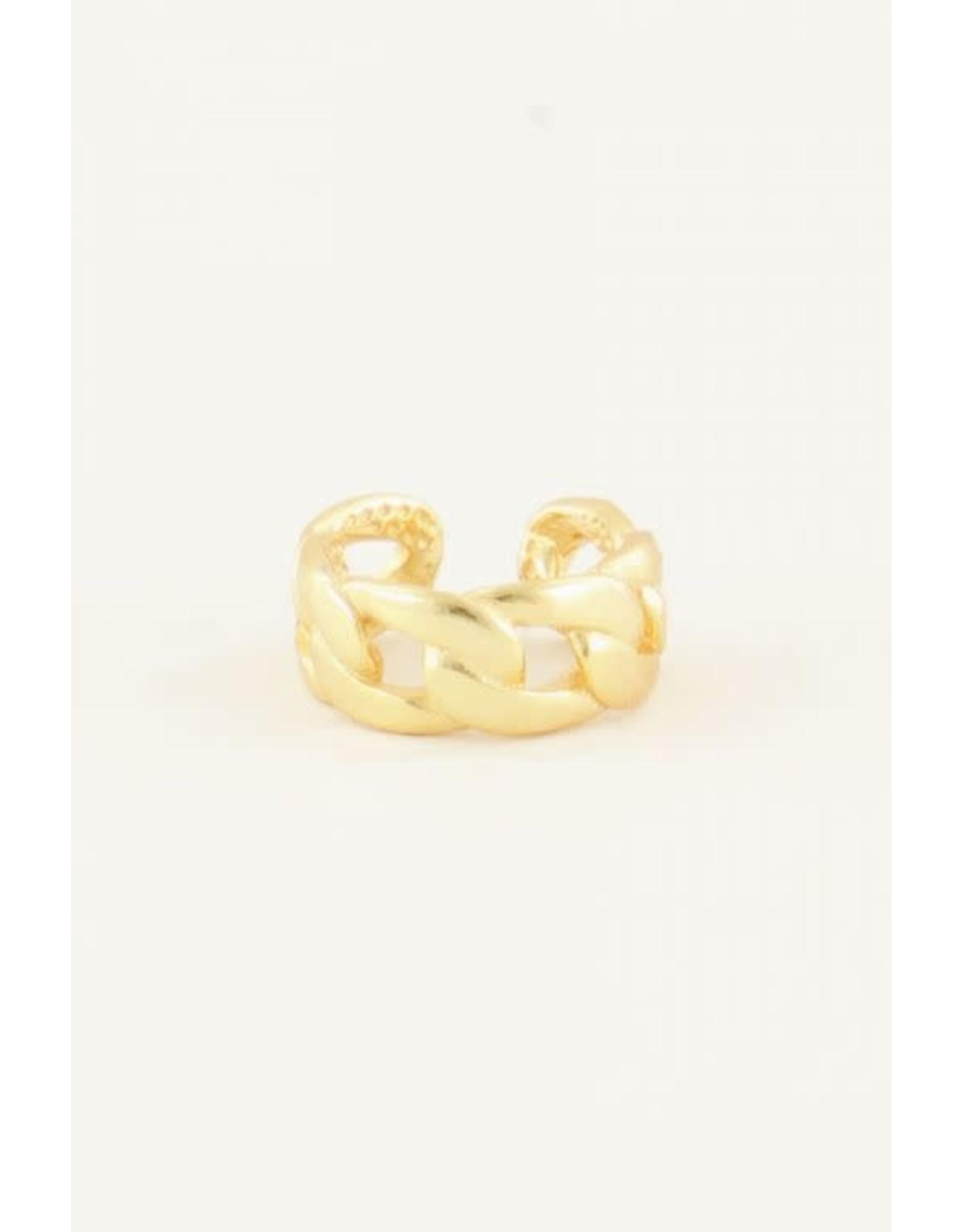 My Jewellery My Jewellery ear cuff schakels