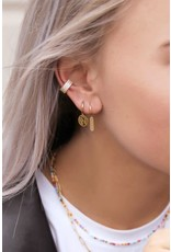 My Jewellery My Jewellery ear cuff breed strass