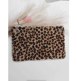 Carry 2 Care Carry 2 Care bag leopard/wit