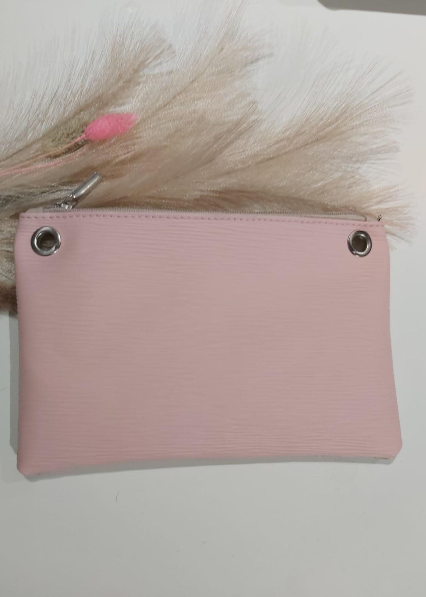 Carry 2 Care Carry 2 Care bag licht roze/ wit