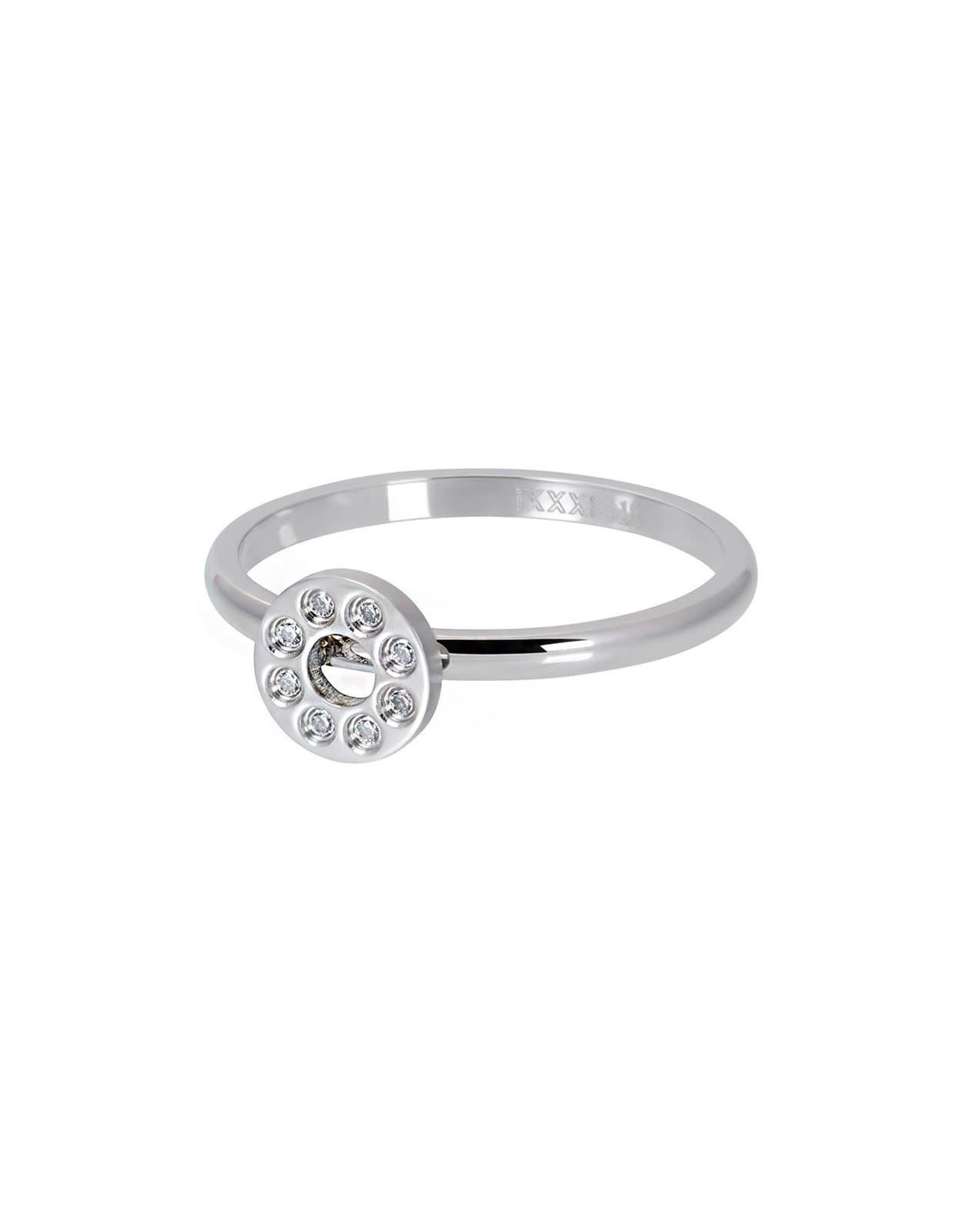 iXXXi ringen IXXXI vulring flat circles crystal stone