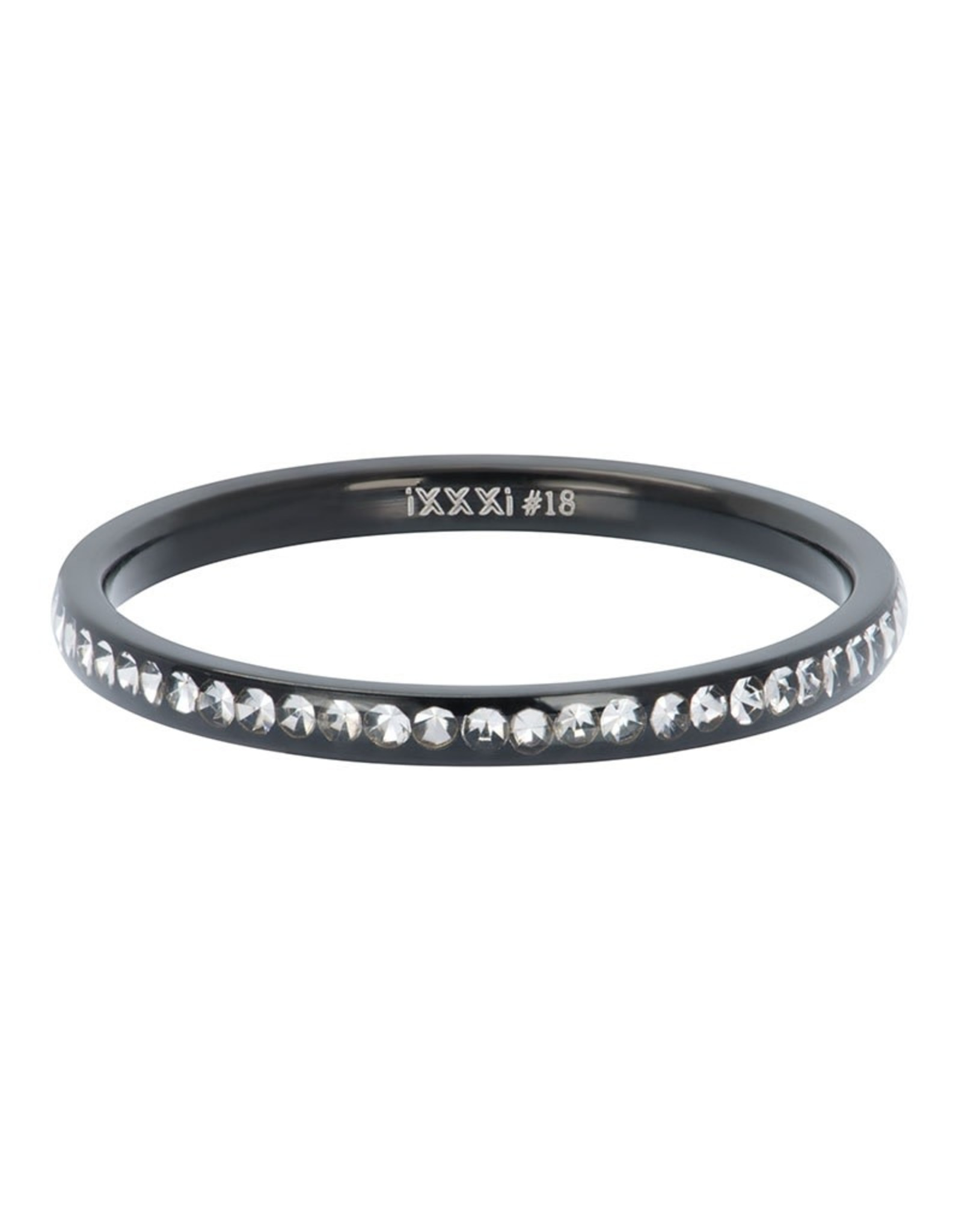 iXXXi ringen IXXXI Vulring zirconia steentjes