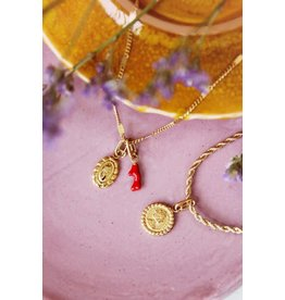 My Jewellery My Jewellery moments bedel red coral