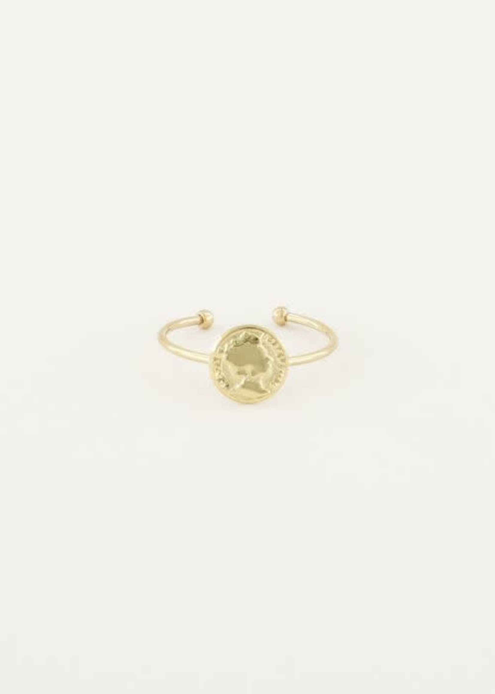 My Jewellery My Jewellery ring kleine munt