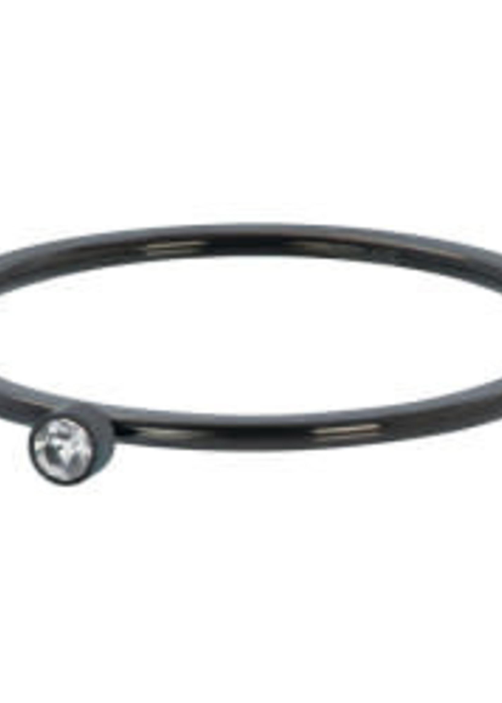 iXXXi ringen iXXXi zirconia 1 mm wit steentje