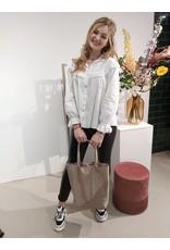 L'Avenue Shopper beige