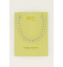My Jewellery My Jewellery ketting bolletjes
