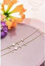My Jewellery My Jewellery armband love letters