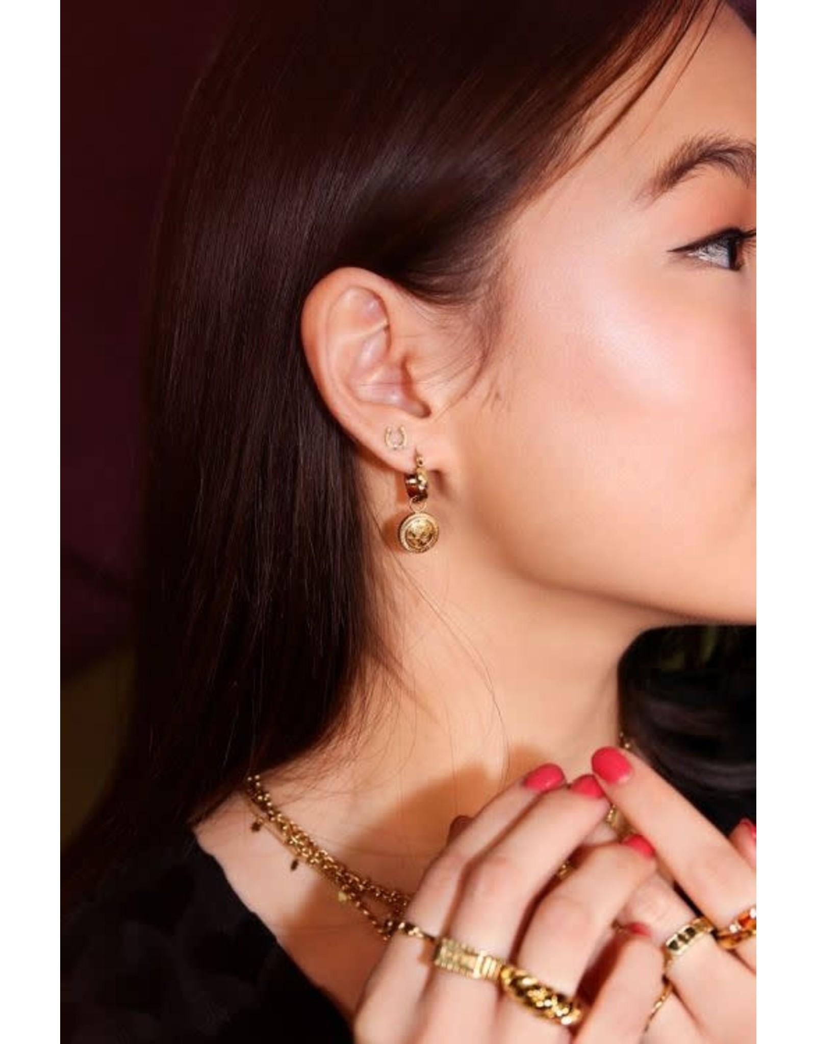My Jewellery My Jewellery earstuds hoefijzer