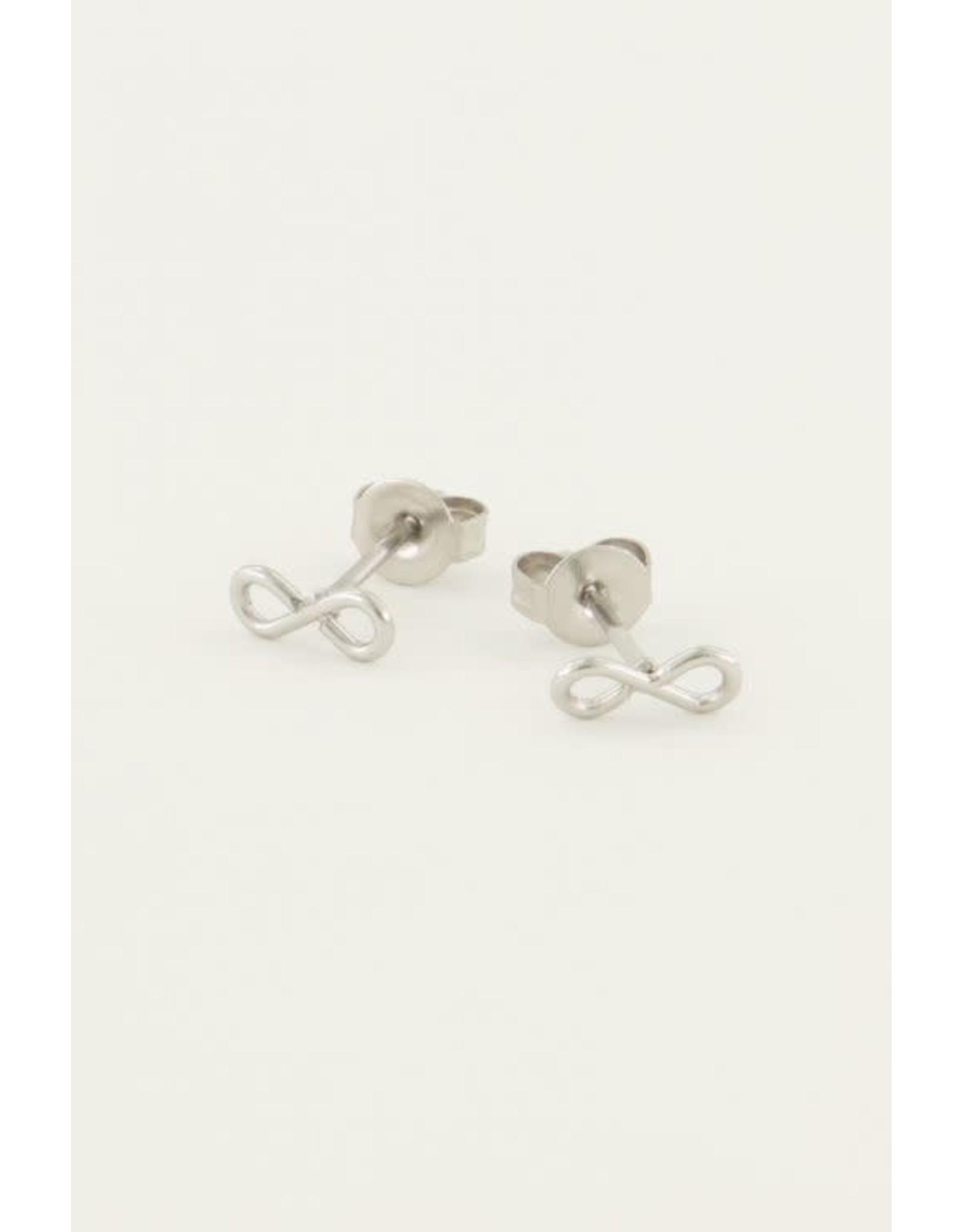 My Jewellery My Jewellery earstuds infinity