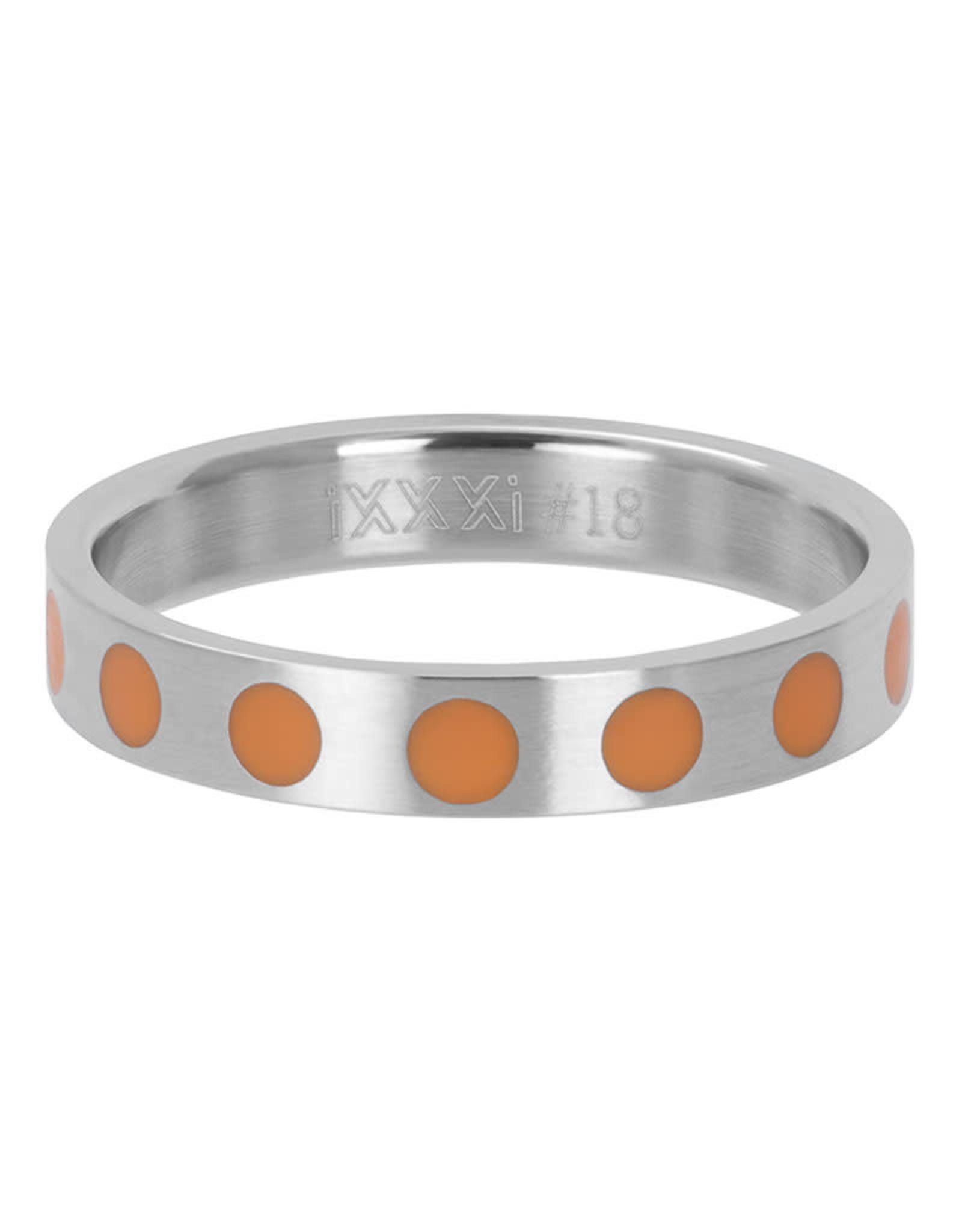 iXXXi ringen iXXXi round staal div kleuren