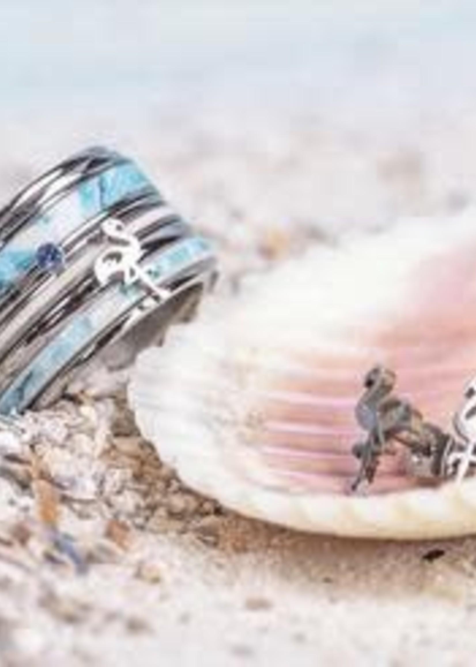 iXXXi ringen iXXXi ceramic blue shell