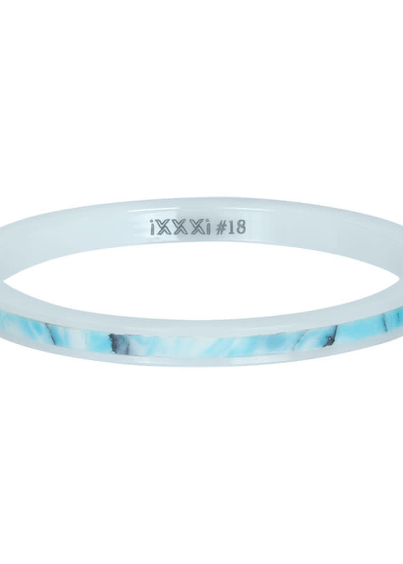 iXXXi ringen iXXXi ceramic blue paradise