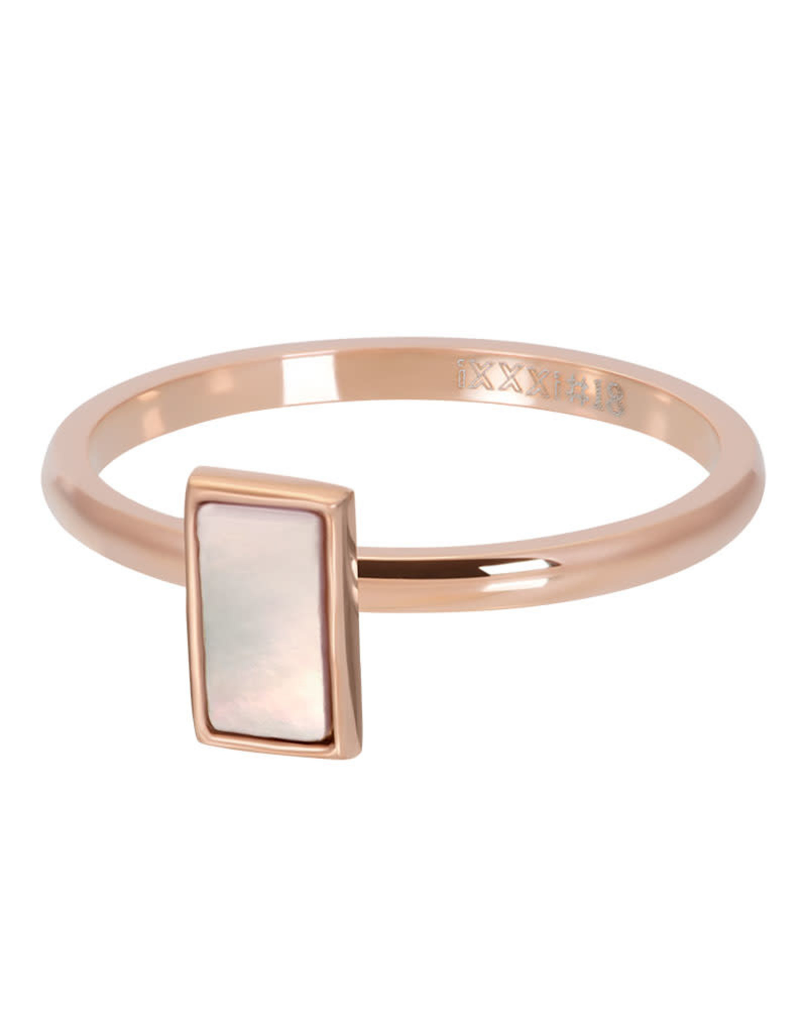 iXXXi ringen iXXXi Vulring shell stone - 3 kleuren