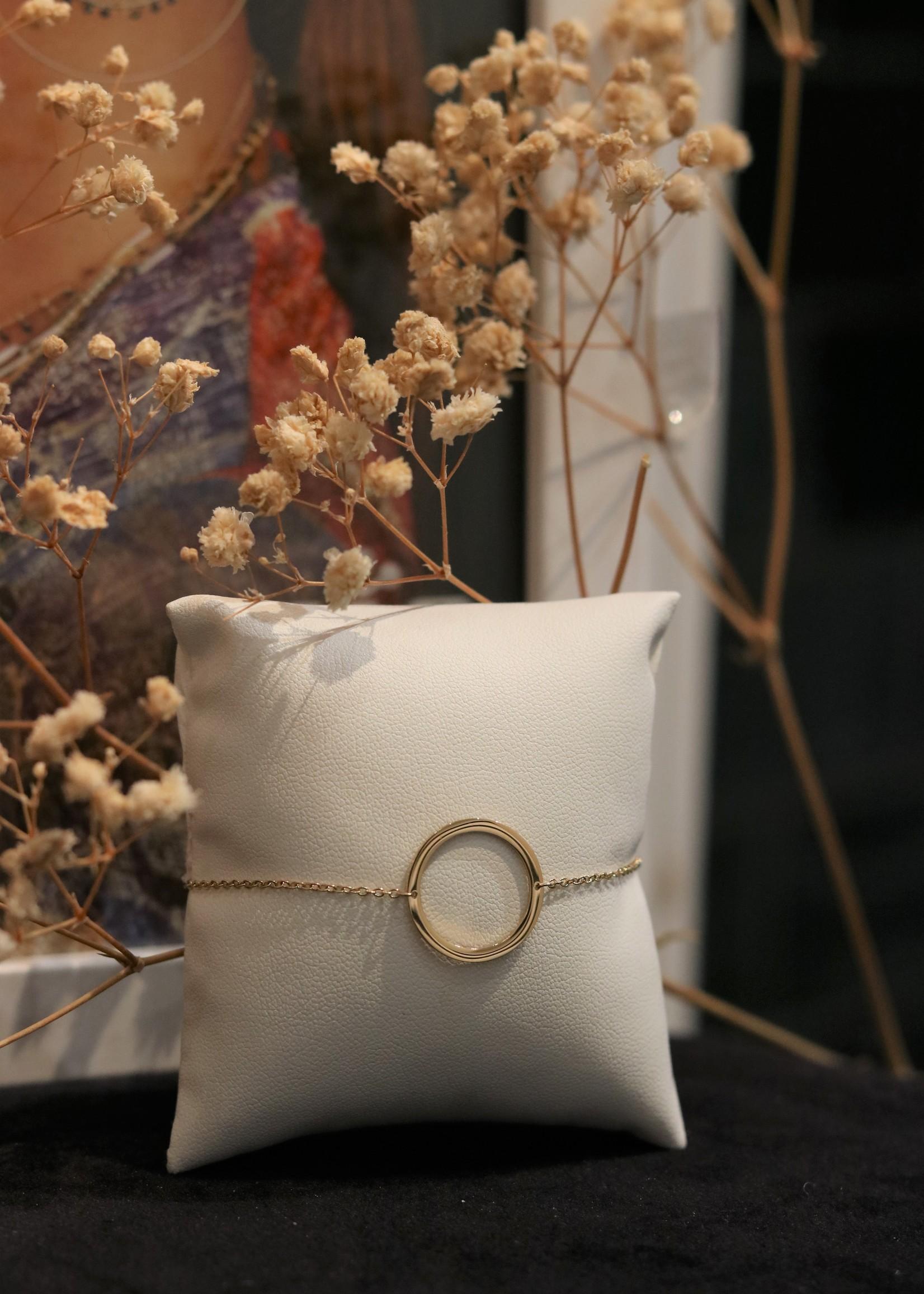 Zag Bijoux ZAG armband open rondje